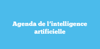 Agenda de l'intelligence artificielle