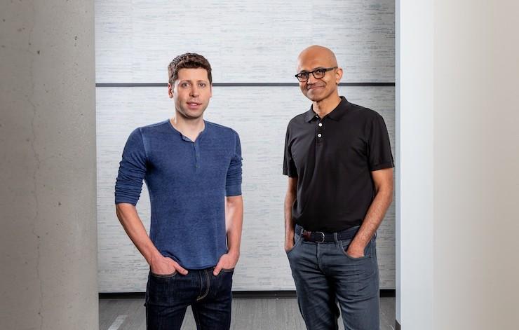 Microsoft investira 1 milliard dans OpenAI pour développer une intelligence artificielle forte et des solutions au changement climatique