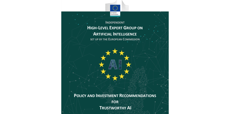Policy and investments recommandations Trustworthy AI
