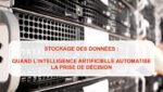 STOCKAGE DONNEES