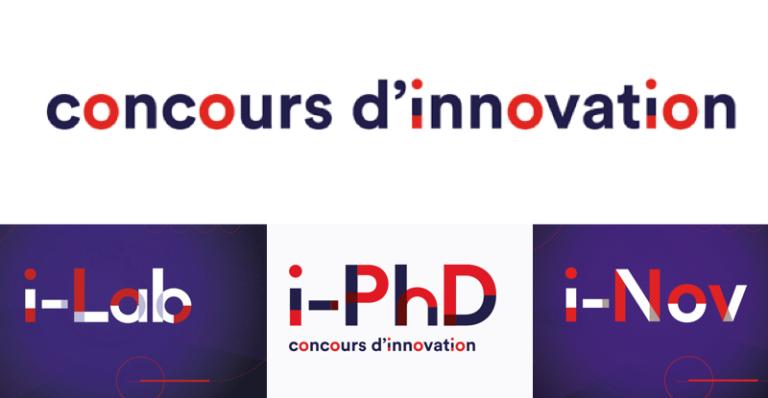Focus sur les volets i-PhD, i-Lab et i-Nov du Concours d'innovation