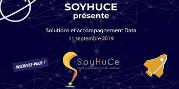 Solutions et accompagnements Data par SoyHuCe