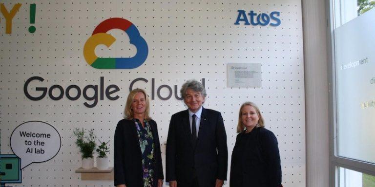 Atos a inauguré son premier laboratoire d'intelligence artificielle à Munich