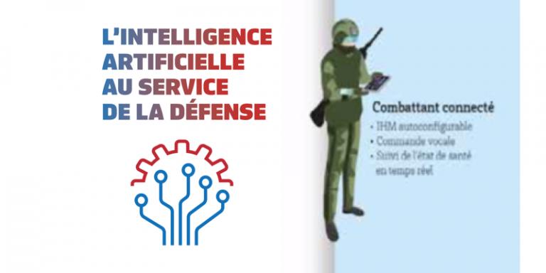 Le ministère des Armées dévoile la doctrine militaire française à l'égard de l'intelligence artificielle
