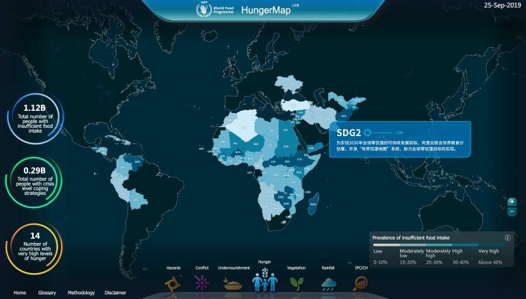Le World Food Program des Nations Unies et Alibaba présentent un outil basé sur du machine learning pour lutter contre la faim