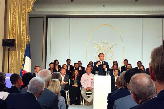 Macron France Digital Day