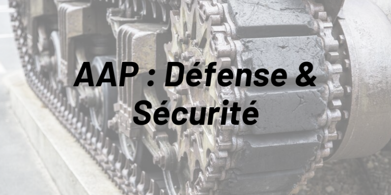 """AAP Lauréats Challenges IA dans la thématique """"Défense & Sécurité"""" opérés par SCS et Safe Cluster"""