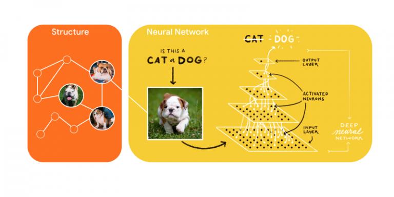 Découvrez Neural Structured Learning, le nouveau framework TensorFlow pour les données structurées