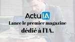 Lance le premier magazine dédié à l'IA