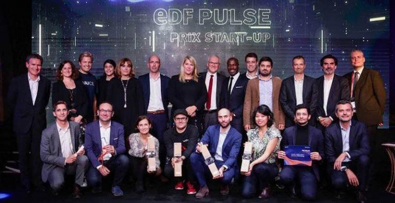Palmarès des Prix start-up EDF Pulse 2019 et 1er Prix pour TheraPanacea