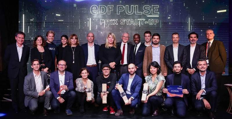 Prix EDF Pulse lauréats