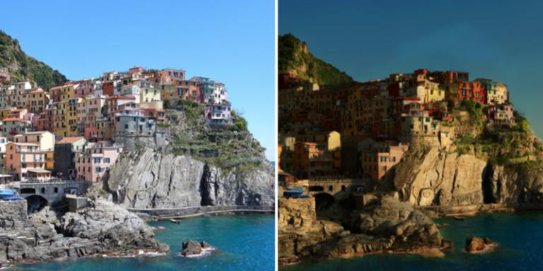 Focus sur l'algorithme de deep learning pour changer l'éclairage des photos et de vidéos créé par l'équipe Graphdeco d'Inria Sophia Antipolis, Adobe et UC Berkeley