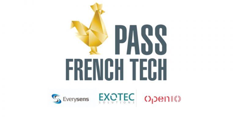 Everysens, Exotec Solutions et OpenIO, présentées par EuraTechnologies, lauréates du Pass French Tech pour la région Hauts-de-France