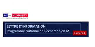 Programme National Recherche IA