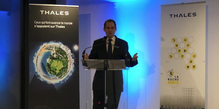 Cyberdéfense : Thales inaugure La Ruche travaillant notamment sur l'approche CybAIR