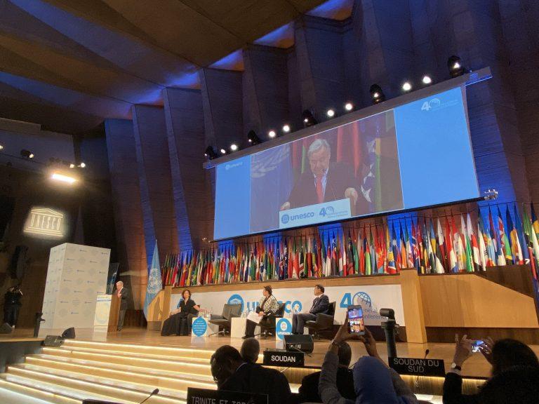 La construction d'une vision partagée des questions éthiques liées à l'intelligence artificielle au centre des préoccupations de l'UNESCO