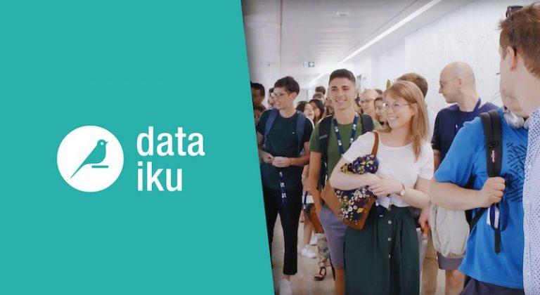 Dataiku, valorisée à 1,4 milliard de dollars, devient une licorne