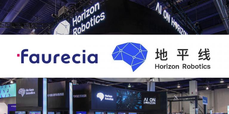 Partenariat Faurecia et Horizon robotics autour d'une solution de cockpit basée sur l'IA pour les applications automobiles en Chine