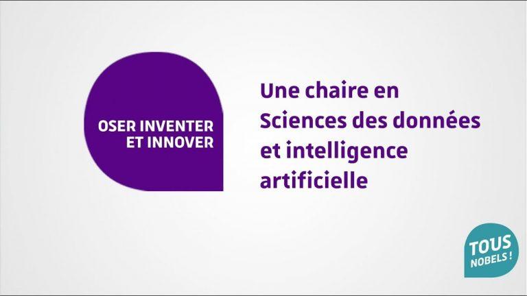 Université de Strasbourg : Lancement de la chaire industrielle Science des données et intelligence artificielle