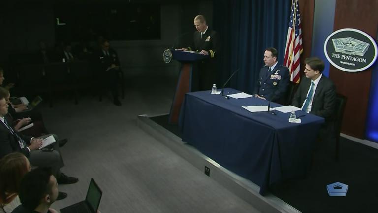 Le Pentagone dévoile ses « principes éthiques » pour l'usage de l'intelligence artificielle par l'armée