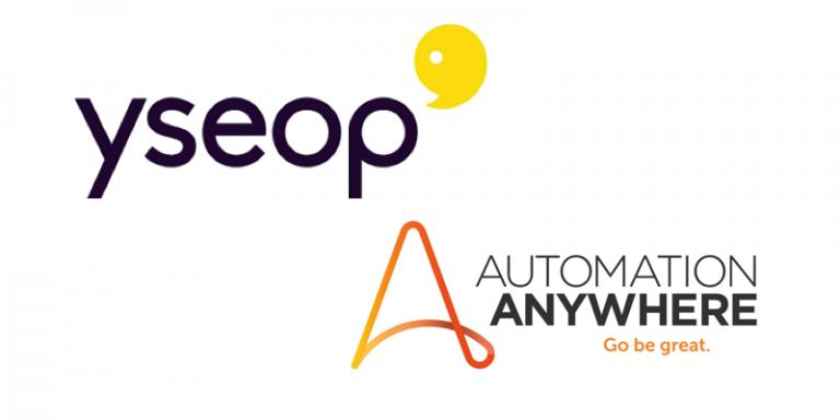 Collaboration Yseop et Automation Anywhere pour avoir un accès commun aux principaux fournisseurs mondiaux de NLG et de RPA