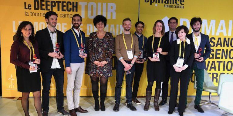 DeepTech : les 29 premiers lauréats de la 1ère édition du concours i-PhD