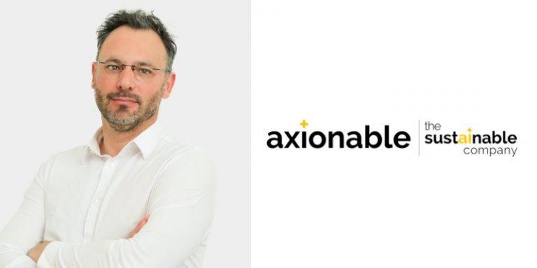 Alexis Hannart devient Directeur Scientifique et Associé d'Axionable