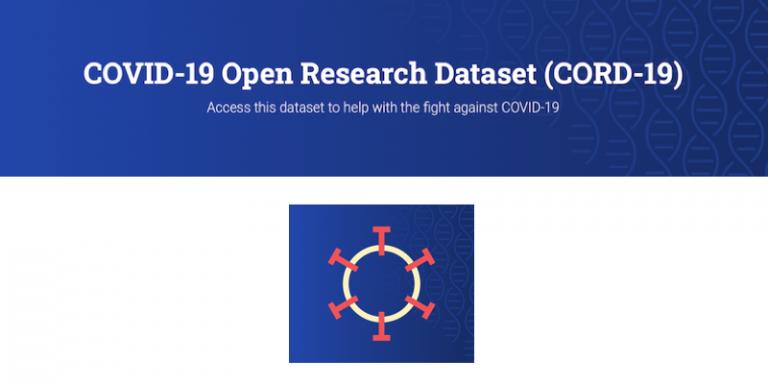 Mise en ligne de la base de données COVID-19 Open Research Dataset (CORD-19)