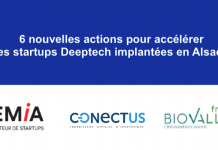 Deepest SEMIA Conectus BioValley France Alsace startups