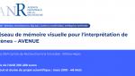 Réseau de mémoire visuelle AVENUE Inria Grenoble Rhone Alpes