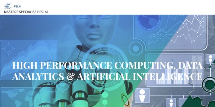 High Performance Computing Data Analytics Artificial Intelligence Mines ParisTech