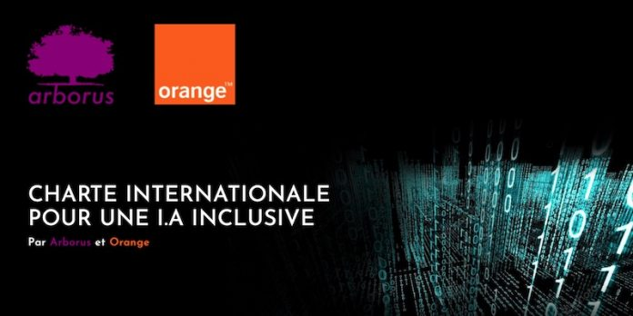 Intelligence artificielle inclusive Charte Orange Arborus