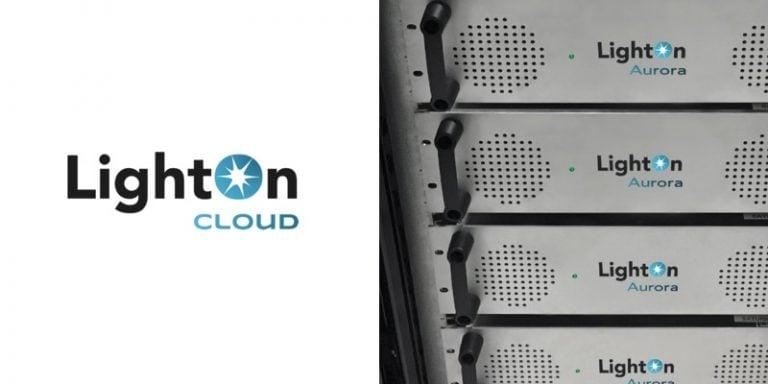 LightOn lance son service LightOn Cloud 2.0 avec des OPUs Aurora dernière génération