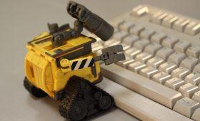 auto ML wall_e_working