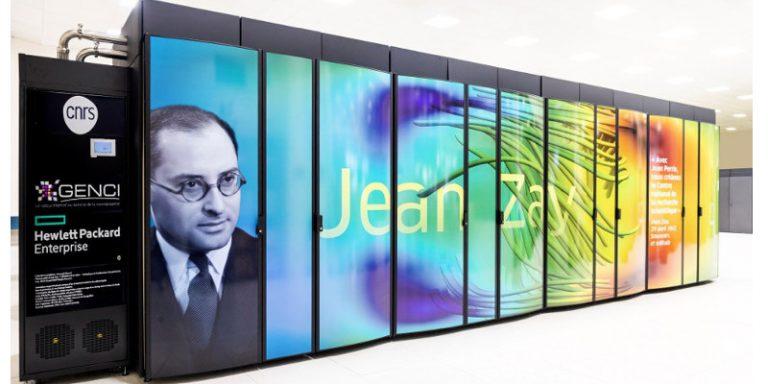 Le supercalculateur Jean Zay utilisé par des chercheurs pour étudier la structure moléculaire du COVID-19