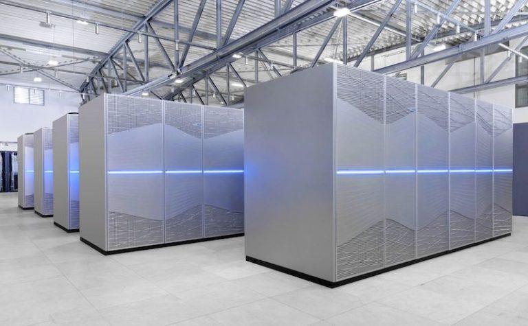 Atos présente son supercalculateur JUWELS équipé des GPU NVIDIA A100