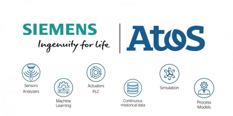 Atos et Siemens testent Digital Twin, solution basée sur l'IA, l'IoT et l'analyse avancée des données auprès de l'industrie pharmaceutique