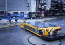 BMW Nvidia robot