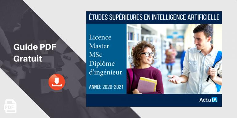 Nouveau : téléchargez la liste des études supérieures en intelligence artificielle