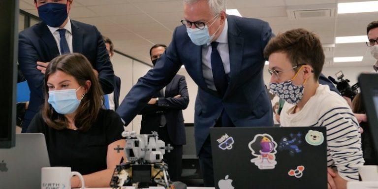 FRENCH TECH : le gouvernement français dévoile un plan de soutien en 5 volets pour soutenir l'innovation