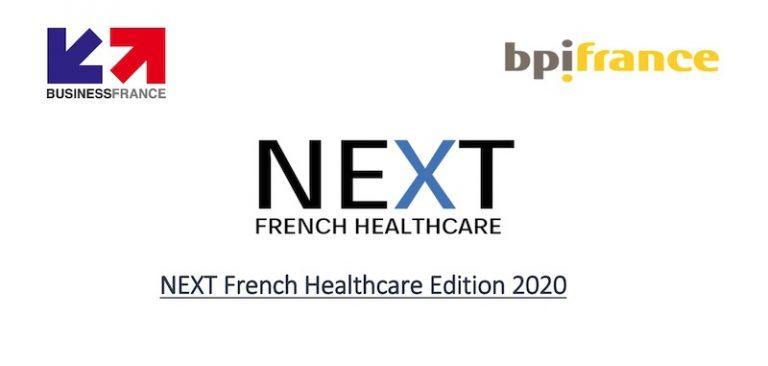 NEXT French Healthcare : Business France et Bpifrance présentent les 13 startups françaises lauréates