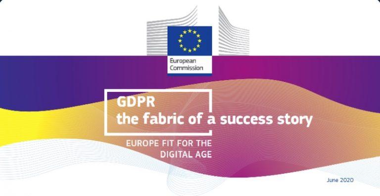 RGPD : La Commission Européenne publie son rapport d'évaluation sur les outils de protection des données