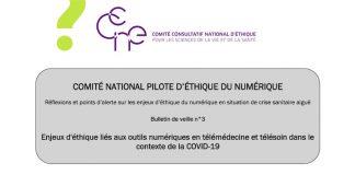 Comité national pilote d'éthique du numérique