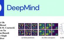 DeepMind Reinforcement Learning LPG