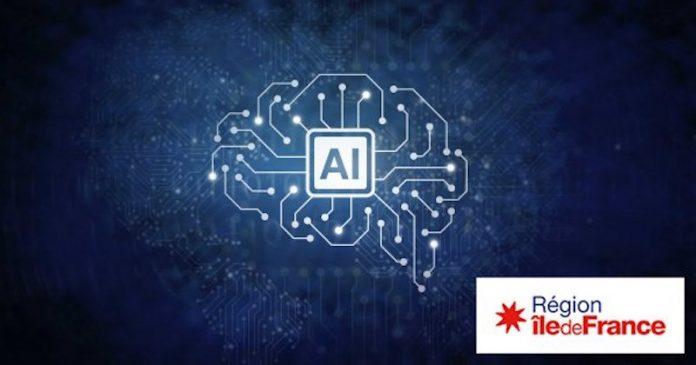Innov'up expérimentation ile de france IA Education