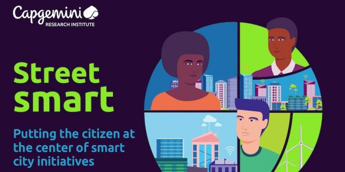 Smart cities ville intelligente Capgemini