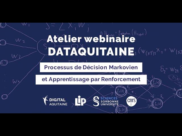 Replay Dataquitaine : Processus de Décision Markovien et Apprentissage par Renforcement