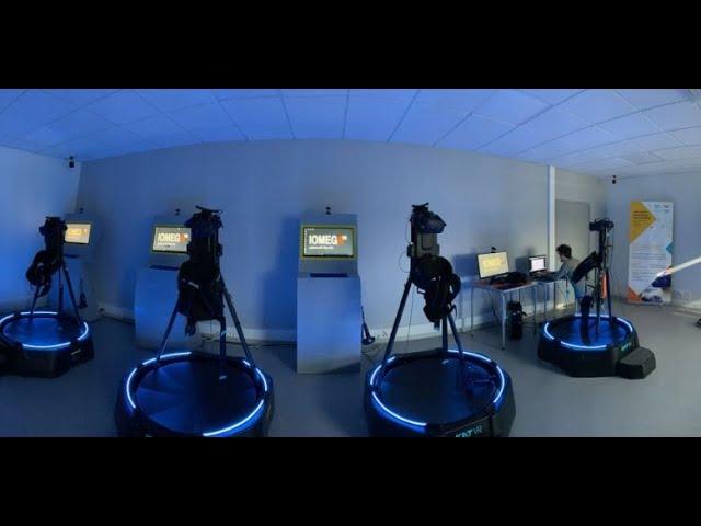 Vidéo : IMT Mines Albi réalise une expérience d'immersion avec la plateforme de réalité virtuelle IOEMGA VR
