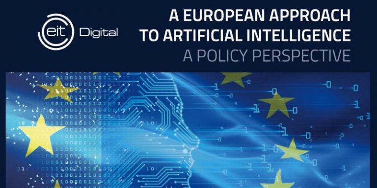 Une approche européenne de l'intelligence artificielle : EIT Digital fait part de ses recommandations