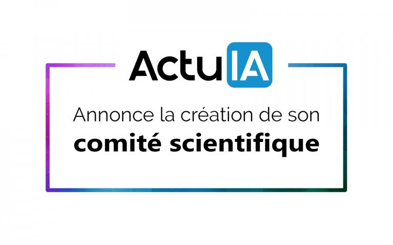 Le magazine de l'IA nomme un comité scientifique